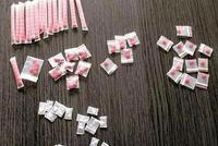 南京一吞70粒毒品不料拉出3粒 竟洗干净又吞回去