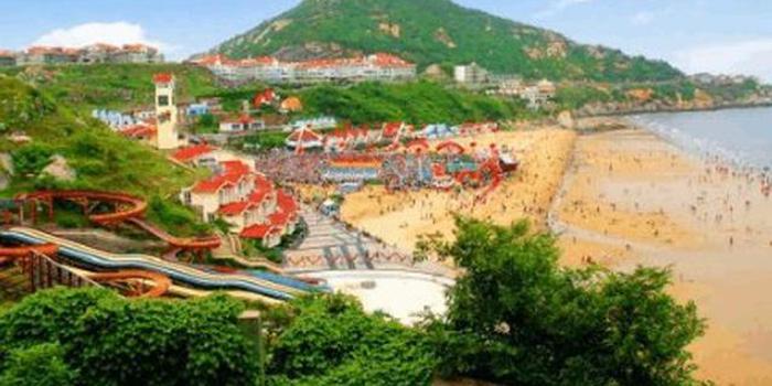 连岛海滨旅游度假区,海上云台山风景区冲刺国家5a级景区;投入20辆全新