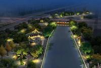 南京内秦淮河东段亮灯 水上游线将延至逸仙桥