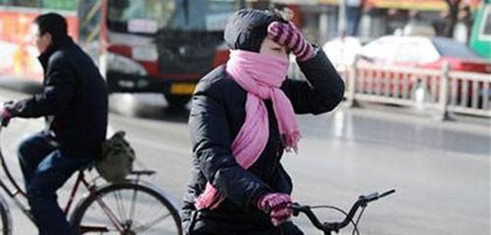 昨天半个江苏气温跌至零下