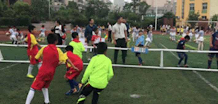 江苏2025年将建足球特色校2500所