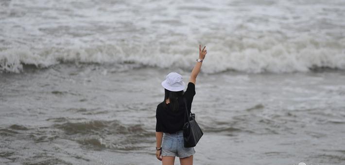 又有台风今天到来!中心附近9米狂涛