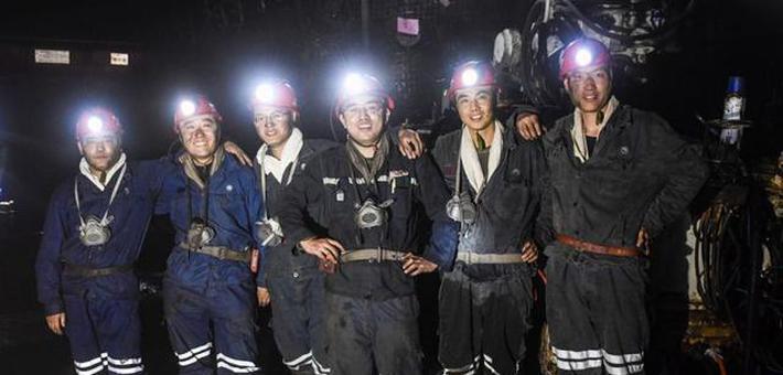 龙郓煤业事故:有18人被困井下