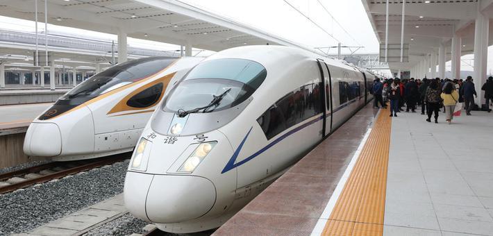 江苏7条在建铁路最新进展