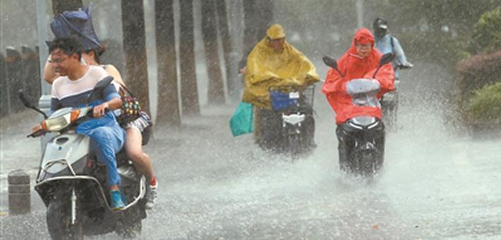 7月19日前后江苏有望出梅 未来三天南京依然雨雨雨