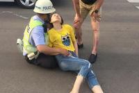 智障女子迷路步行3天3夜瘫倒 警方将其送返家中