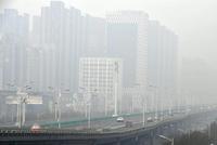 未来三天,雾霾预警持续生效中