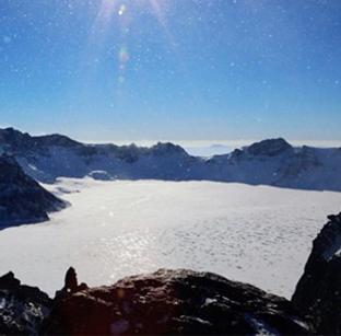 长白山北坡 寻找最后的冰雪天地