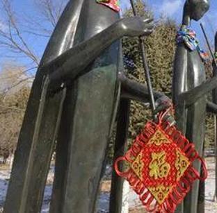 10元钱 长春人可以游雕塑公园啦!