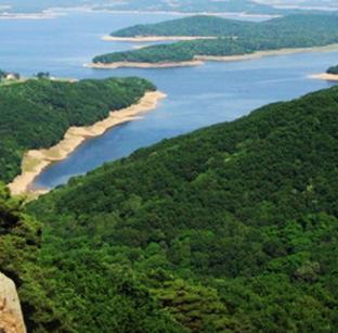 青山绿水松花湖 北国明珠一日游