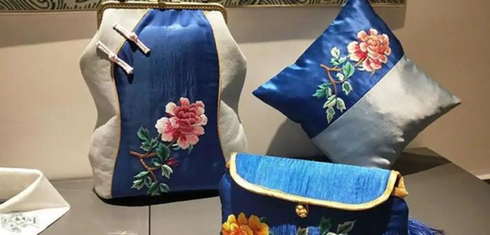 清朝皇族刺绣技艺在吉林流传推广
