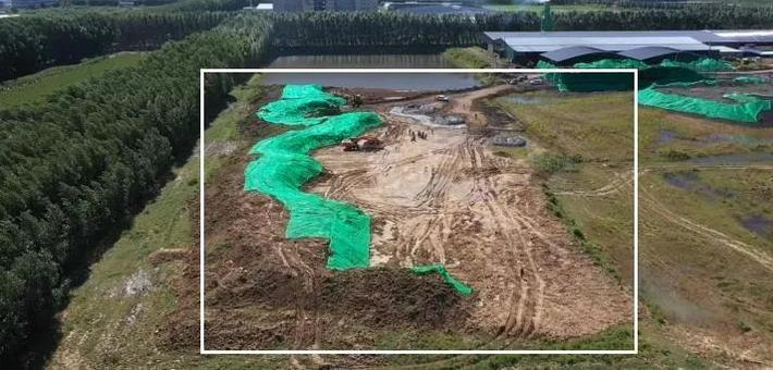 长春农安机砖厂取土坑变身垃圾填埋场 严重威胁地下水安全