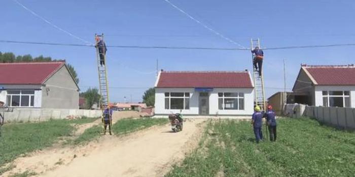 吉林省首家乡村5G基站在松原开通