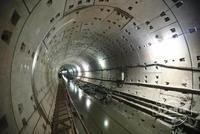 长春地铁二号线区间隧道基本贯通 换乘时代不远了