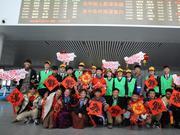 追梦路上的藏族志愿者