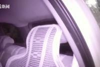 新手女司机醉驾上路被查 驾驶证才拿到一周就被吊销