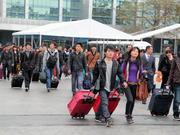 未来3天南昌去往兰州、郑州方向火车票紧张