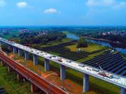 昌赣高铁预计本月底完成全线铺轨 年底有望正式通车