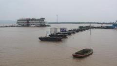 江西直接经济损失93.94亿 鄱湖水位下降仍超警戒线