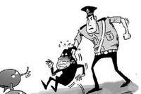 """男子盗窃现金藏在裤裆 再度""""光顾""""当场被抓"""