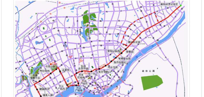 上饶将新增53路、55路公交线路