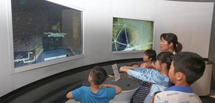赣州福寿沟博物馆迎来众多游客