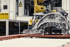 特斯拉上海超级工厂压铸机