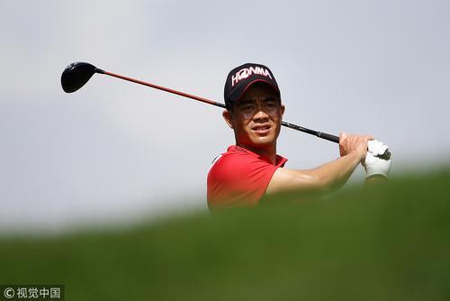 亚巡新加坡公开赛第一轮