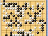 动图棋谱-应氏杯韩国选拔第2轮 安成浚胜朴永训
