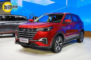 2019广州车展:颜值智能是重点 长安CS55 PLUS解析