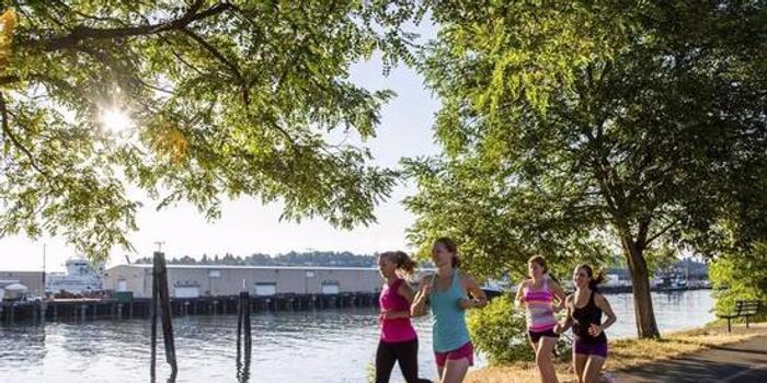 经常跑步的人被说太闲了 你有这个烦恼吗?