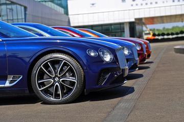 12缸和8速双离合 试驾体验欧陆GT