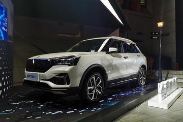 東風啟辰T60 EV正式上市 補貼后售價13.88-15.68萬元