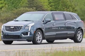 XT5将推超长轴距版?不加长的豪华品牌SUV 大家会喜欢吗?