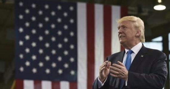 特朗普中选美国总统