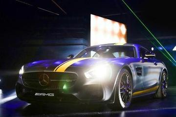 AMG GT S限量特别版上市 售价196.8万元