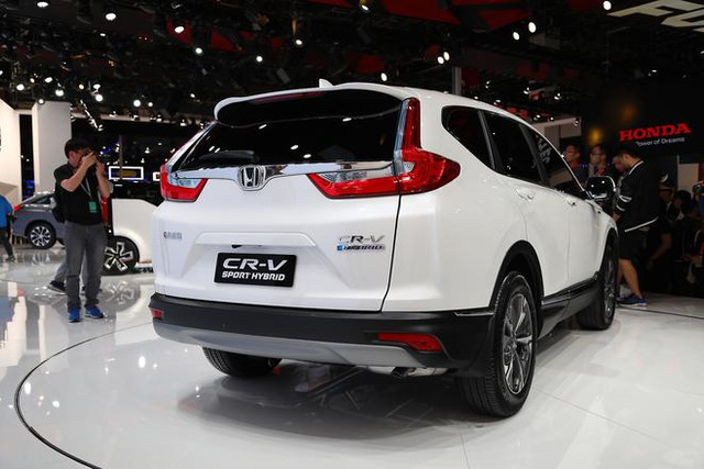 全新CR-V将于7月上市 锐·混动版同步上市