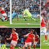 足总杯-桑切斯加时赛绝杀 阿森纳2-1曼城进决赛