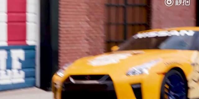 视频:更拉风的战神Nissan GT-R