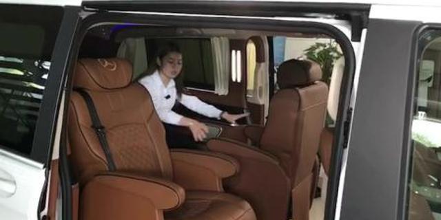 视频:解读奔驰V-classV级商务车