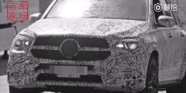 视频:奔驰AMG GLE 63谍照曝光