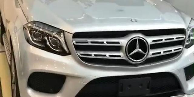 视频:17款奔驰GLS500金属质感豪华