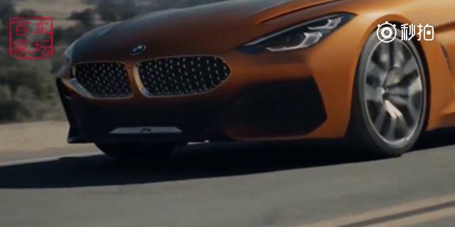 视频:全新宝马Z4 vs 全新奔驰AMG GT,哪个更帅气?