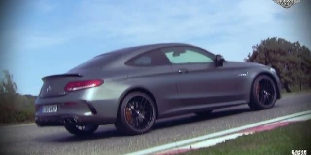 视频:奔驰C63 S Coupe外观内饰与动态驾驶