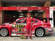 CTCC年度收官 北汽绅宝车队朱戴维获车手总冠军