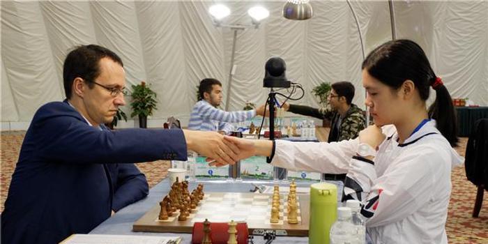 红石沟杯公开赛朱锦尔收获亚军 晋升特级大师
