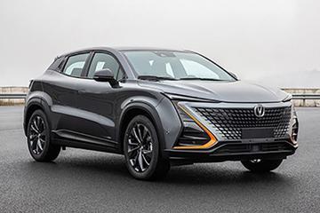 长安UNI-T新轿跑SUV六月上市 酷似雷克萨斯NX