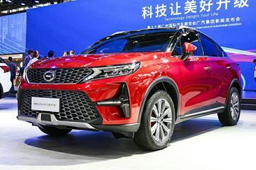 广汽传祺GS4轿跑SUV四月底上市 预计9万起售