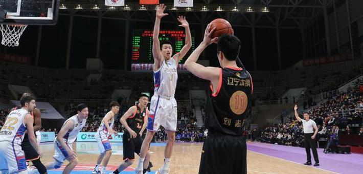 常规赛收官战辽宁119-95胜天津