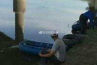 辽河大桥附近捞出一具尸体 死者为女性(图)
